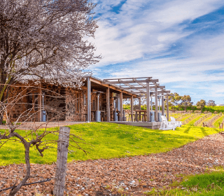 David Franz Winery, Barossa Valley