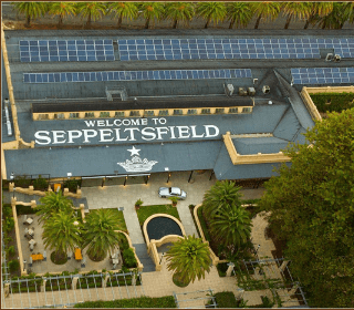 Seppeltsfield Winery, Barossa Valley