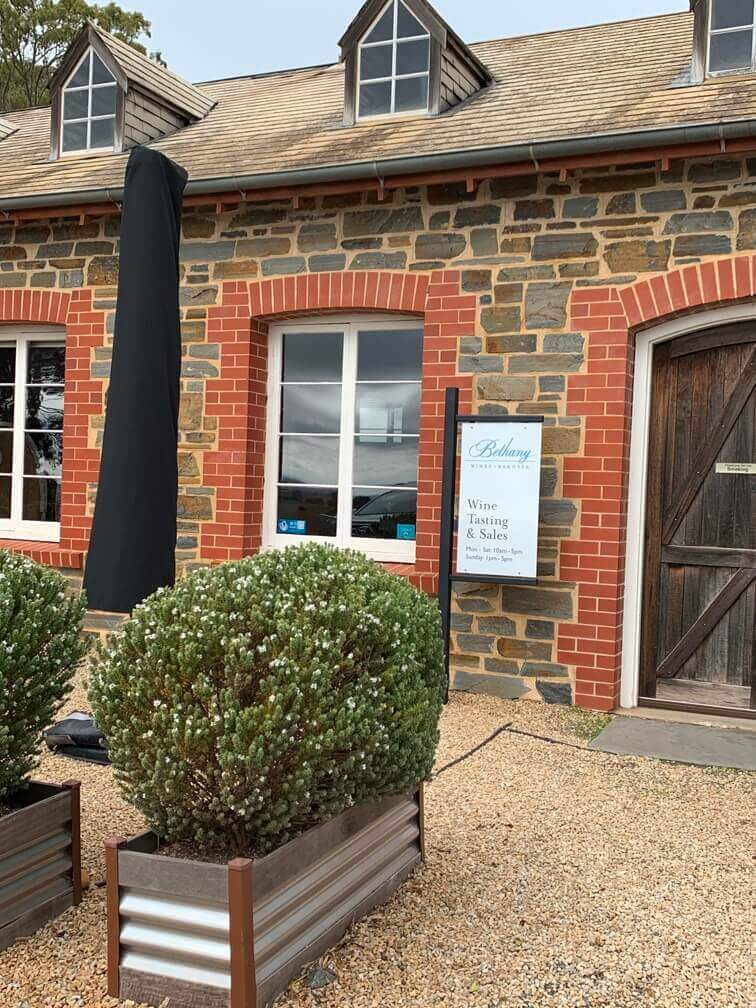 Bethany Wines Cellar Door, 378, Bethany Road, Tanunda SA 5352