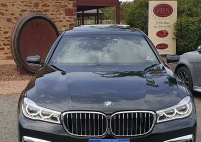 One of the car options when choosing a vehicle for a Barossa Valley wine tour