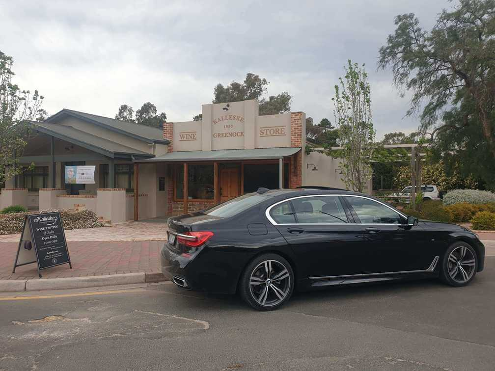 Kalleske Wines - one of Grandeur limos recommended stops in limo tour of wineries in the Barossa Valley, located at 6 Murray St, Greenock SA